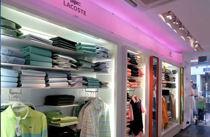 Lacoste Dublin RGB Lighting