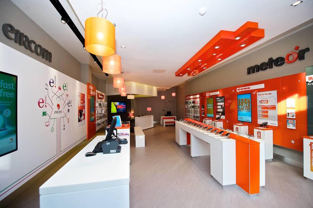 Retail Store Pendant Lighting