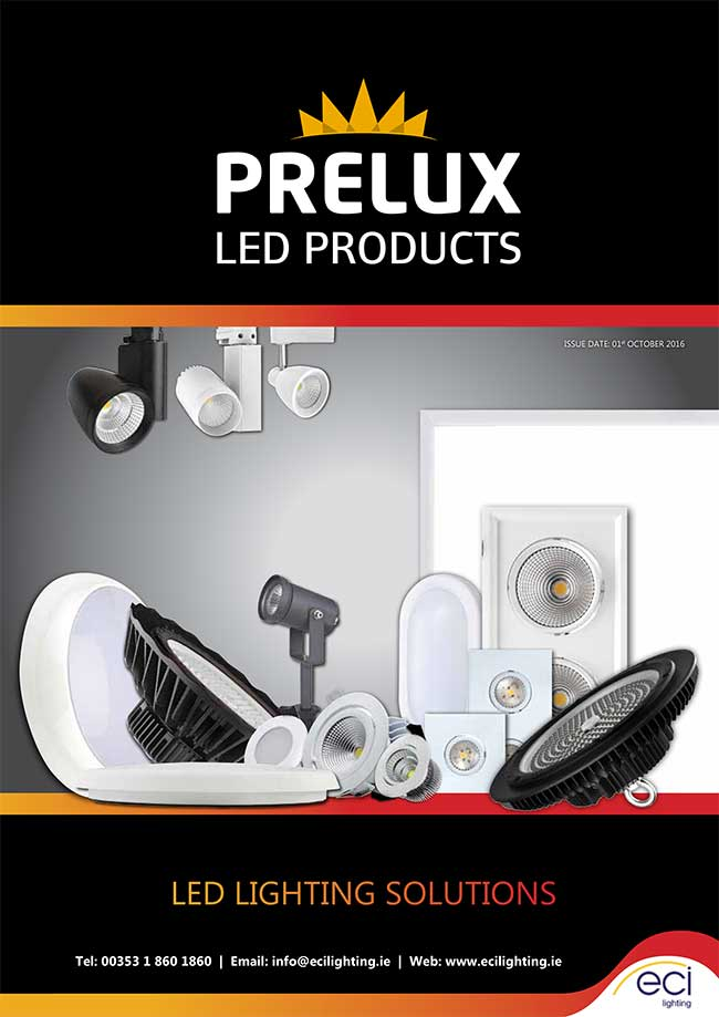 Prelux LED Lighting Catalogue
