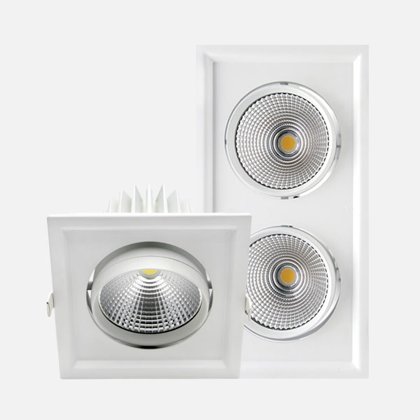 Prelux LED Verona Downlights