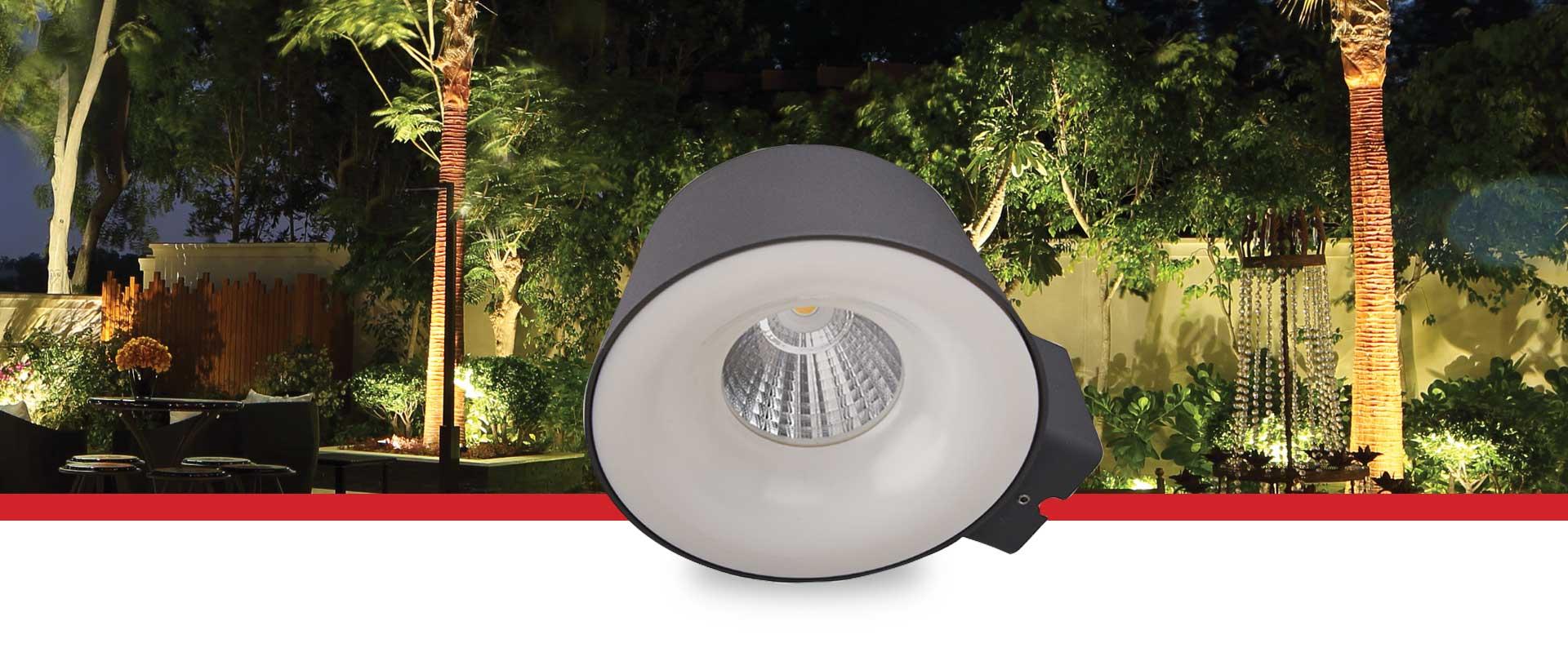 ECI Lighting | Prelux Hamlet LED Outdoor Wall Light