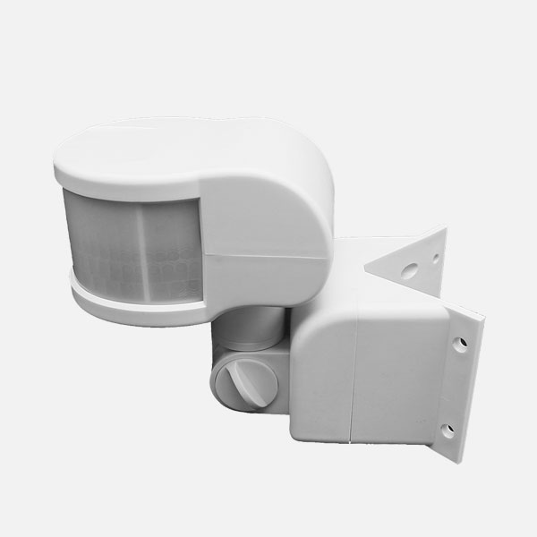 PXPR04 Prelux LED IP44 PIR Sensor 04 White