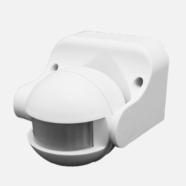 PXPR06W Prelux LED IP44 PIR Sensor 06 White
