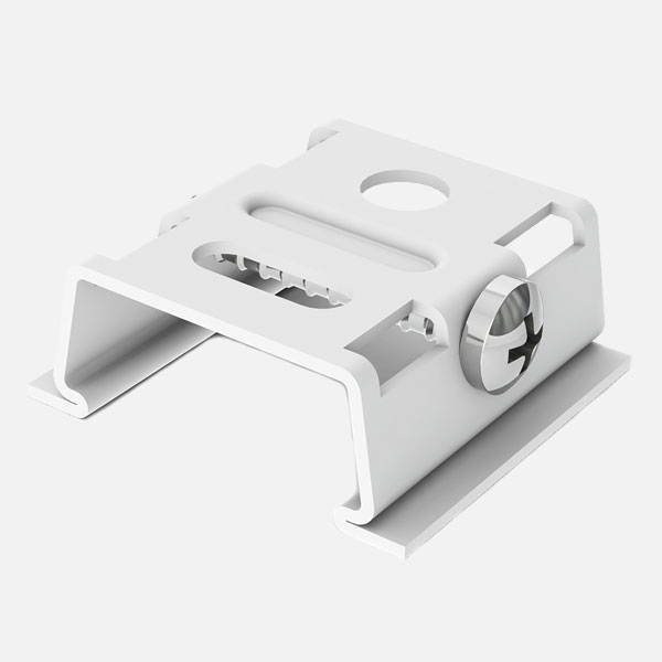 P1459401 Unipro Ceiling Bracket White