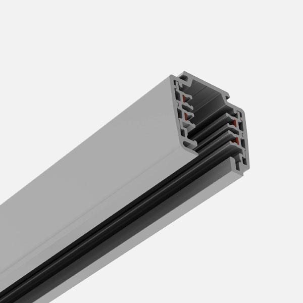 P1459102 Unipro 2mtr 3 Circuit Track White