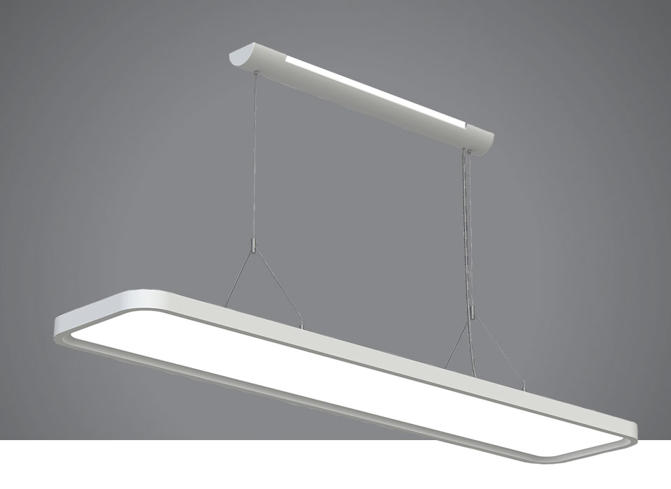Prelux Maye-R LED Office Pendant