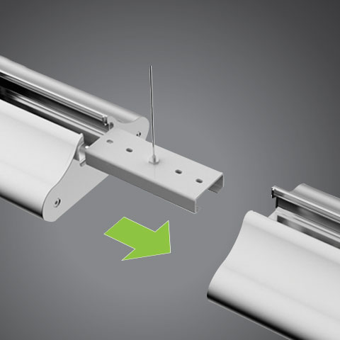Prelux Agaia Linkable Linear LED