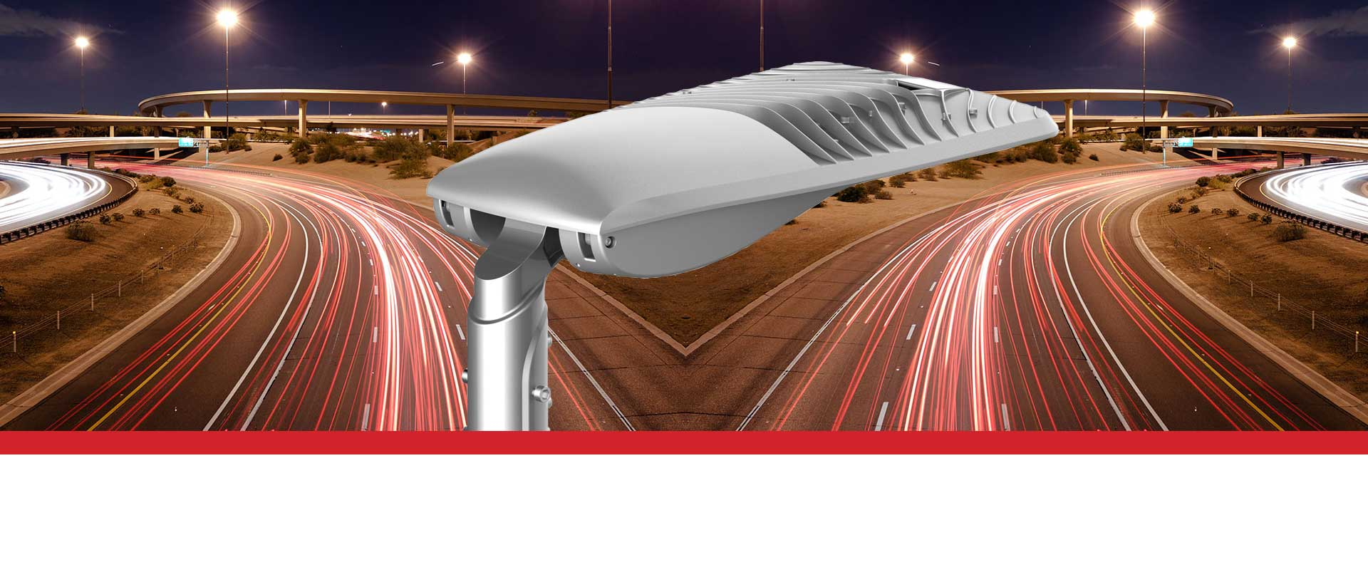 Prelux LED Hi-Twoer Street Lighting