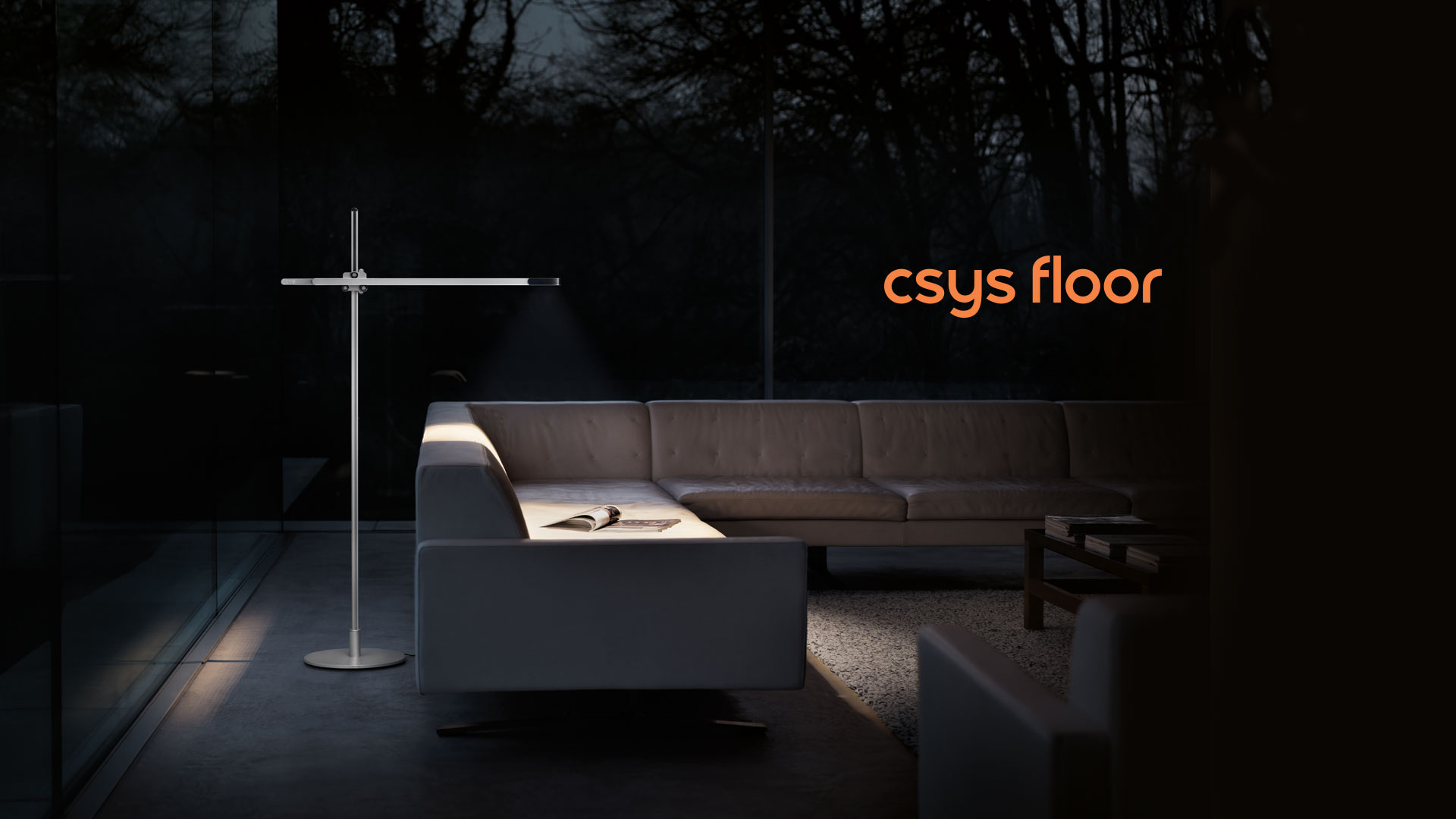 Dyson Lighting CSYS Floor Lamp