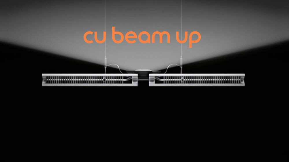Dyson Lighting CU Beam Up