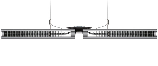 CU Beam Up from Dyson Lighting