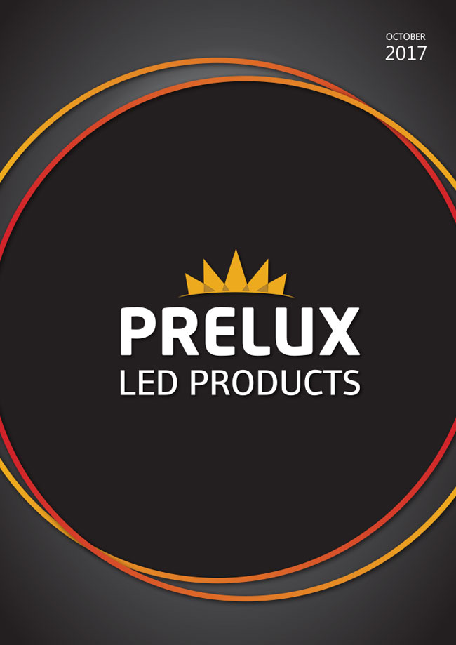 Prelux LED 2018 Lighting Catalogue