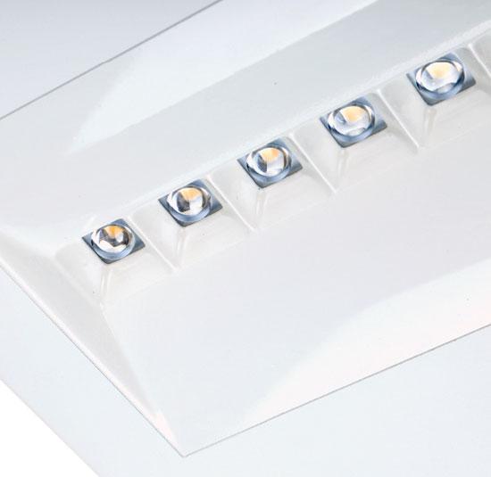 Prelux Stella LED Panel Close-up