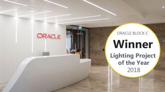 Award Winning Architectural Lighting Project