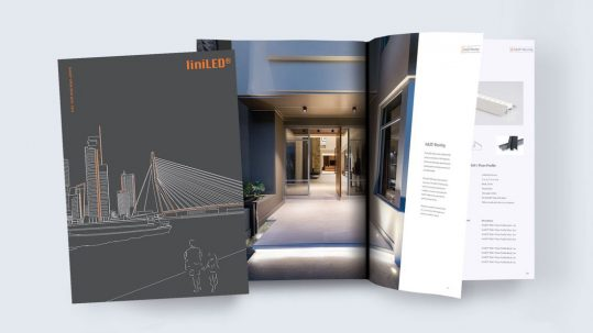 liniLED Lighting Catalogue 2018-2019