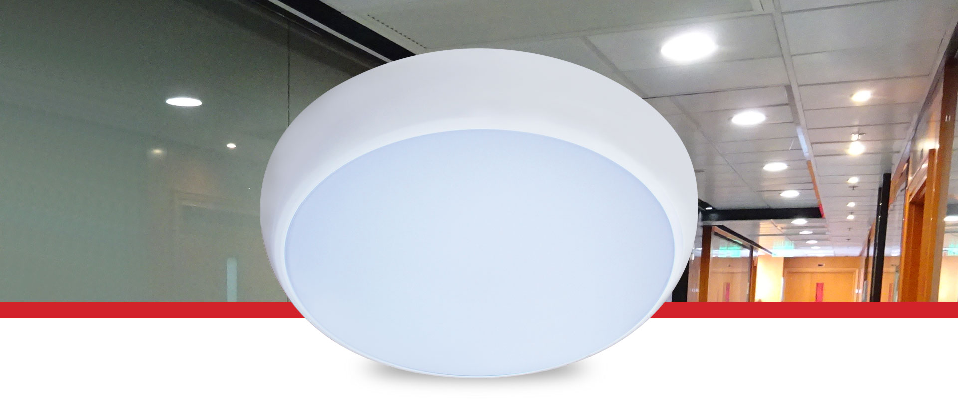 Prelux Oslo Slim LED Surface Fitting