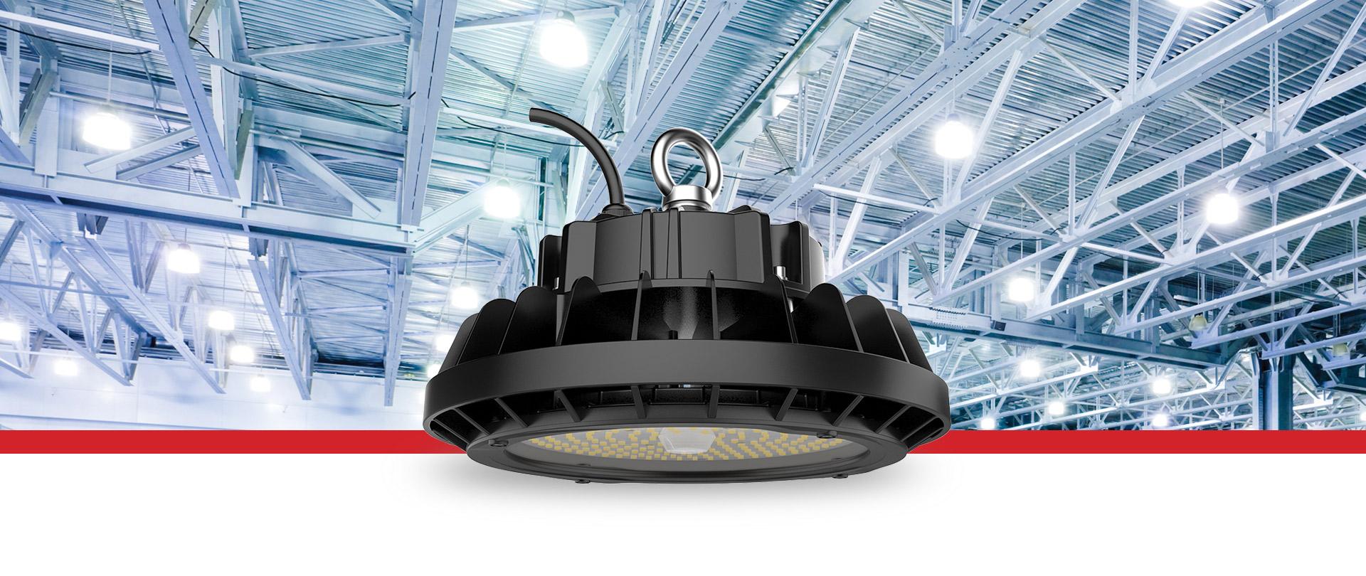 Prelux Saturn XL LED Highbay
