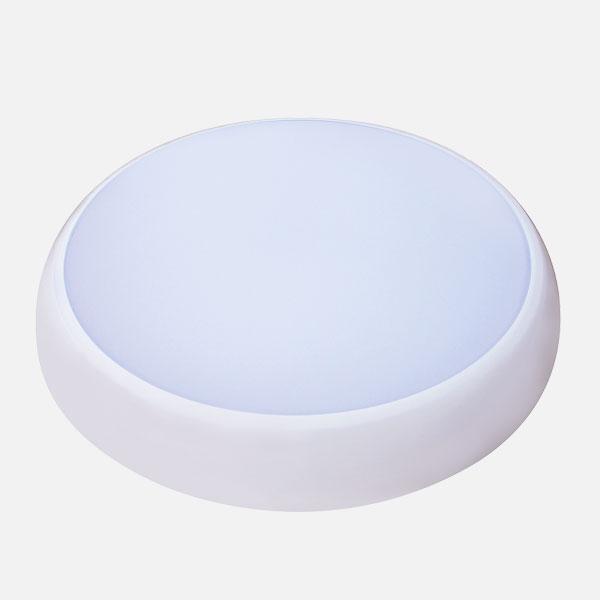 Prelux LED Oslo Slim Circular Bulkhead