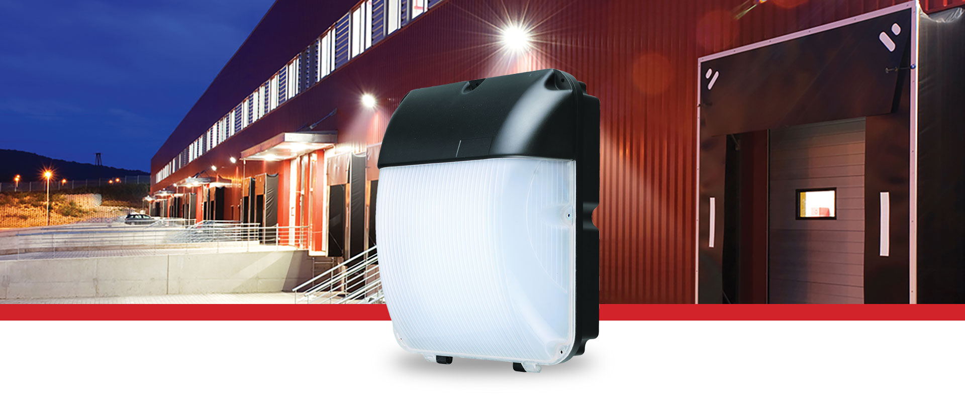 Prelux Cobra LED Wall Pack