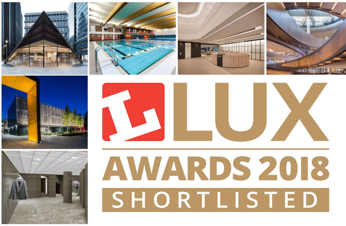 Lux Awards Shorlist-ECI Lighting