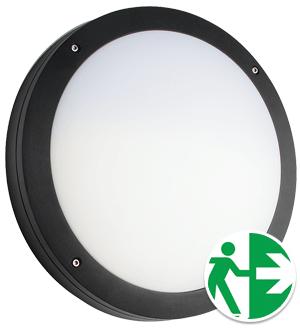 Prelux Venus Emergency Round LED