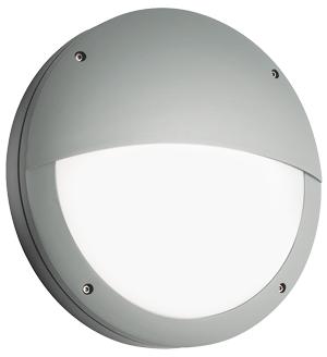 Prelux Venus Grey Eyelid Round LED