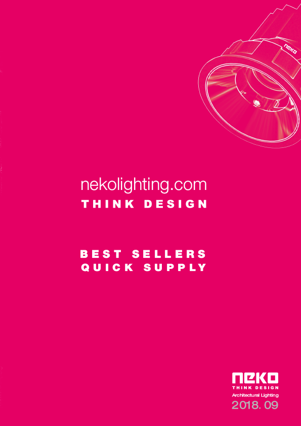 NEKO Lighting Catalogue 2019