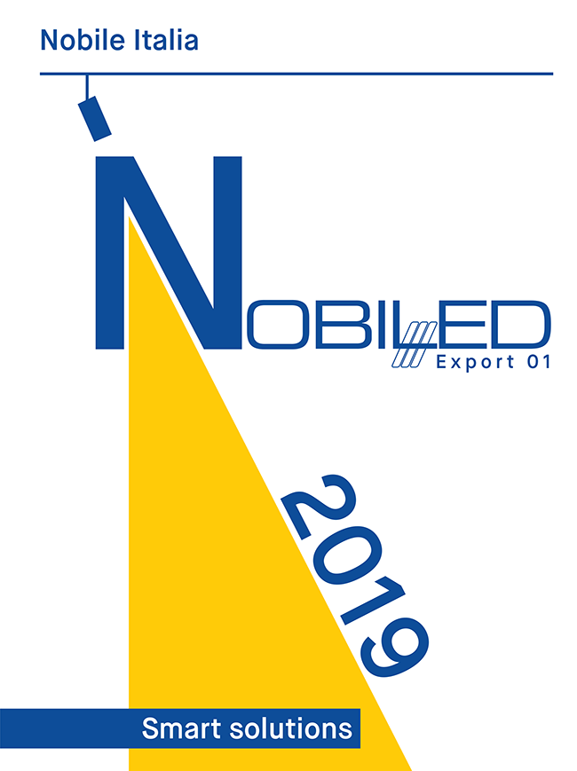 Nobiled 2019 Lighting Catalogue