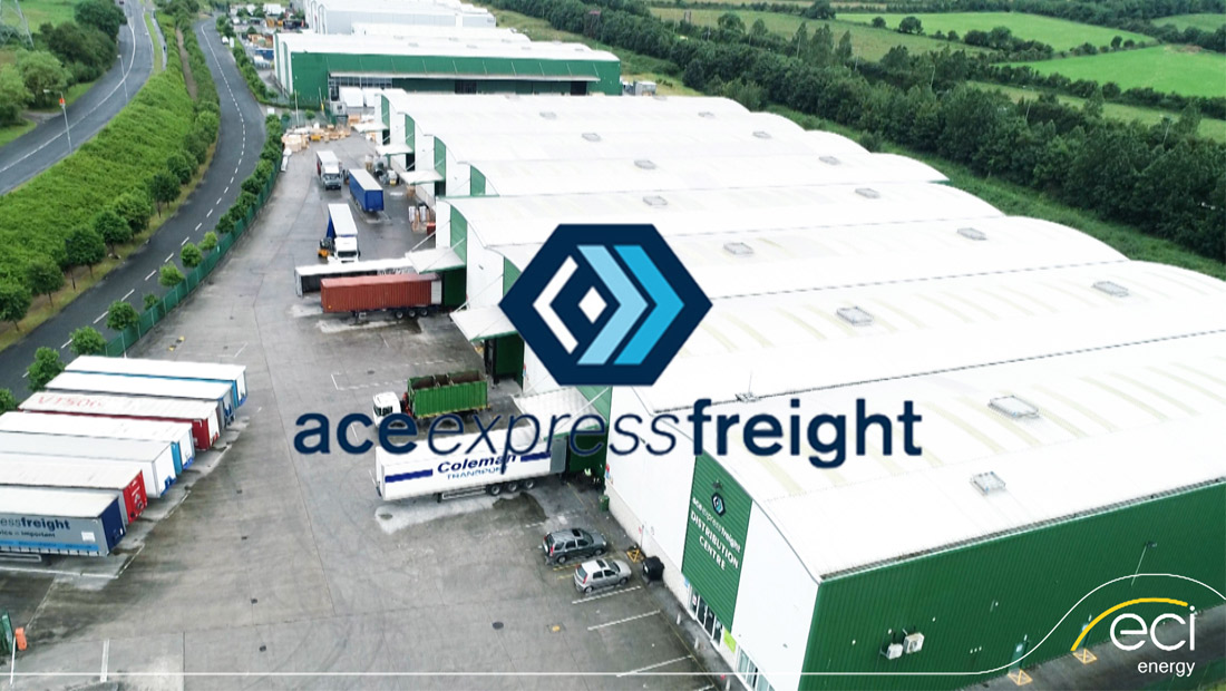 Ace Express Freight M1 Business Park