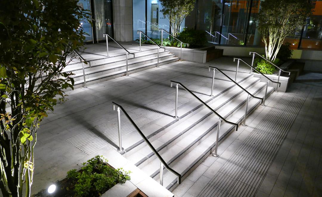 LiniLED Handrail System Dublin