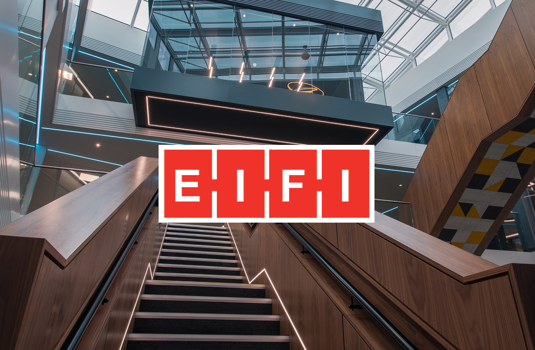 Oracle EMEA Shortlisted for EIFI Awards