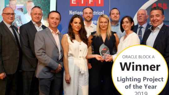 EIFI Lighting Project of the Year 2019