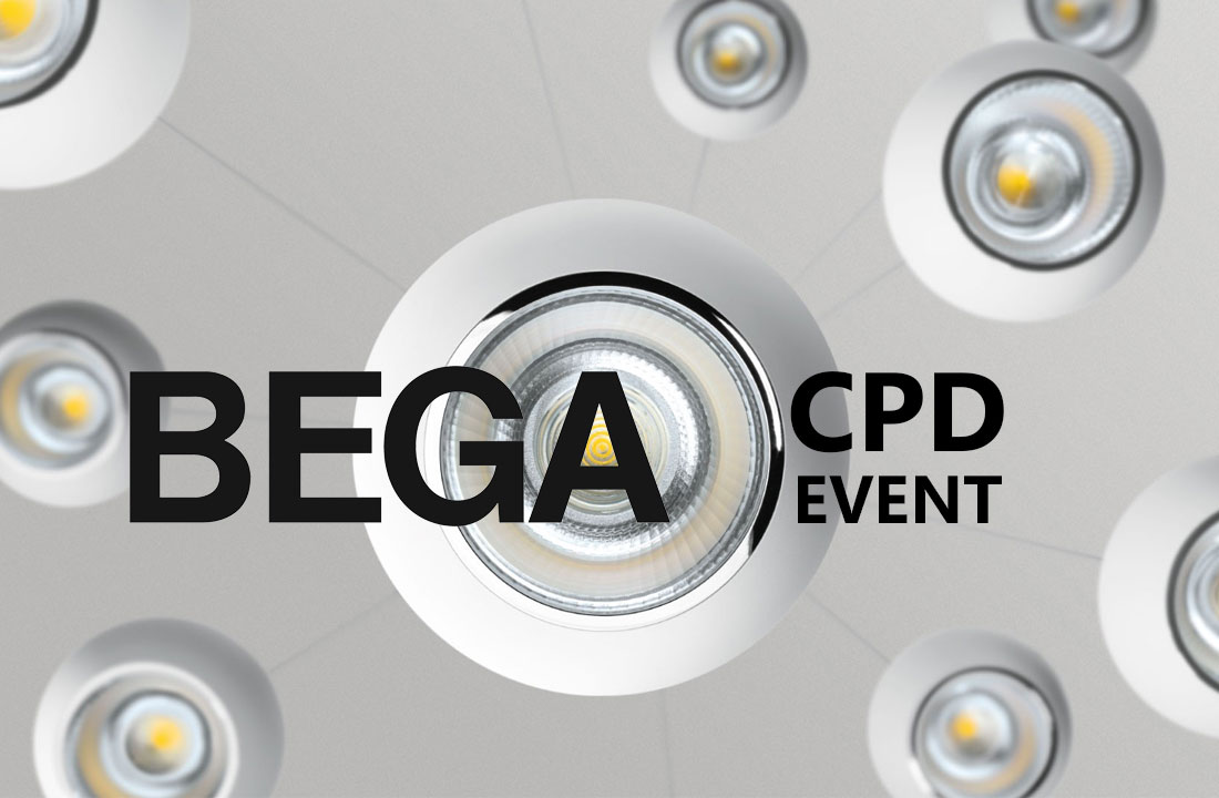 BEGA Lighting CPD Event