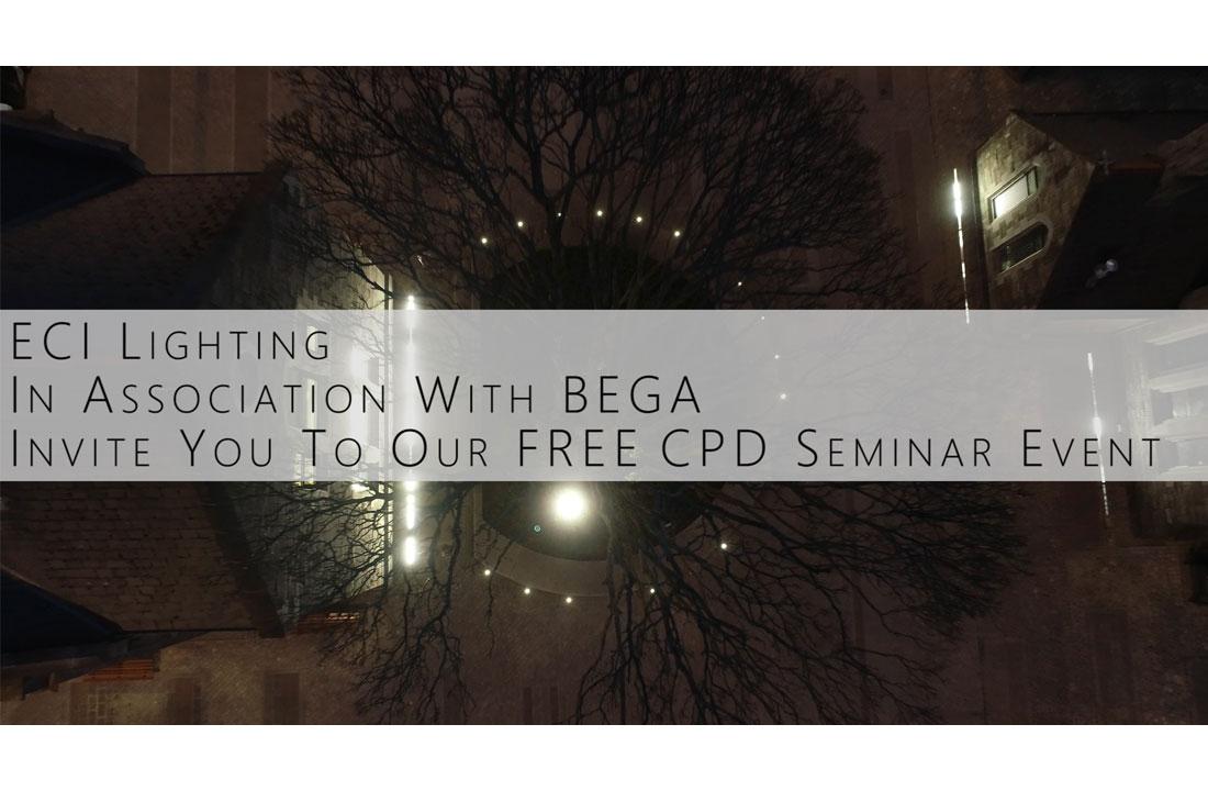 ECI Lighting CPD Seminar Event
