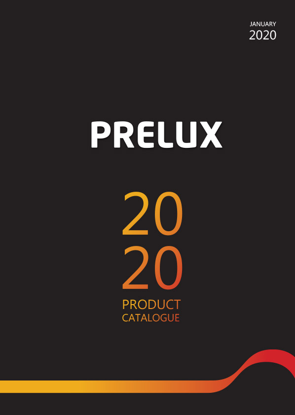 Prelux LED 2020 Product Catalogue