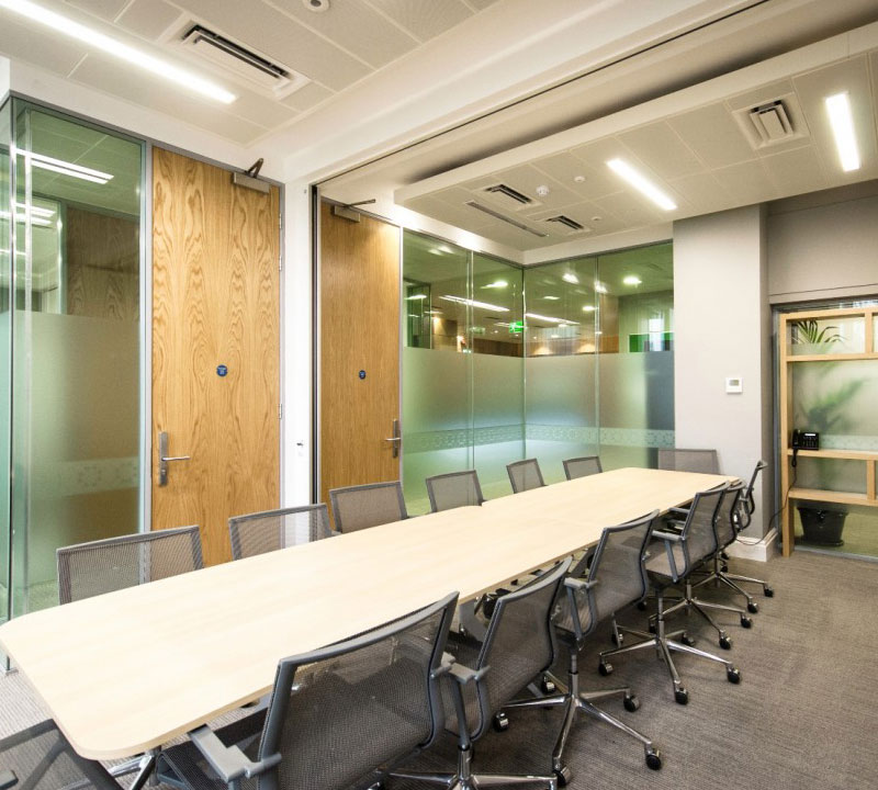 Four Courts Meeting Room