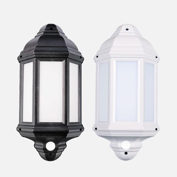 Prelux Coach LED Wall Lanterns