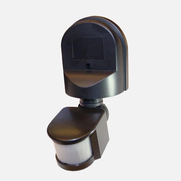PXPR02B Prelux LED IP44 PIR Sensor 02 Black
