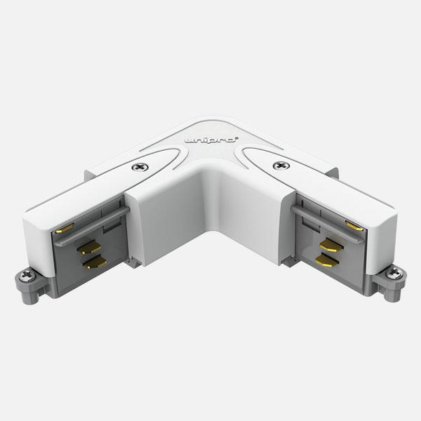 P1459141 Unipro L-Corner White