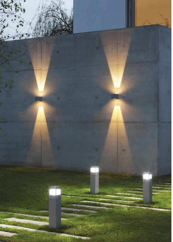ARES Leo-Wall-or-Post-Lighting