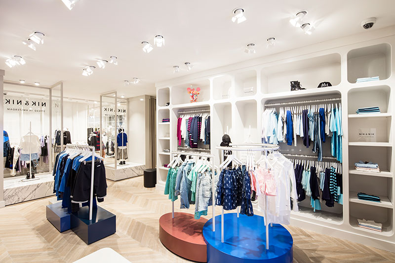 Recessed Spotlights for Retail Stores