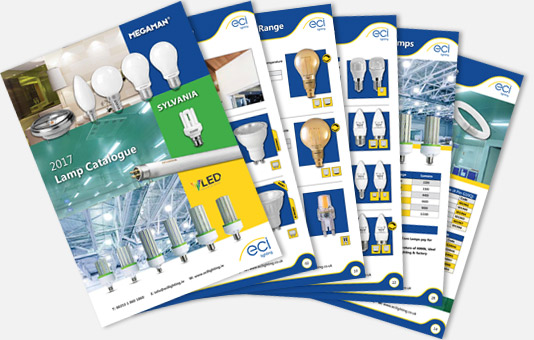 ECI Lighting Lamp Catalogue