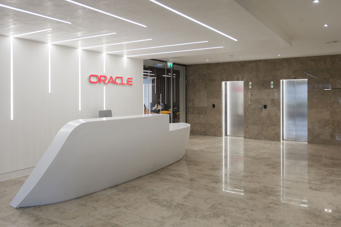 Delta Light Femtoline in Oracle Reception Dublin
