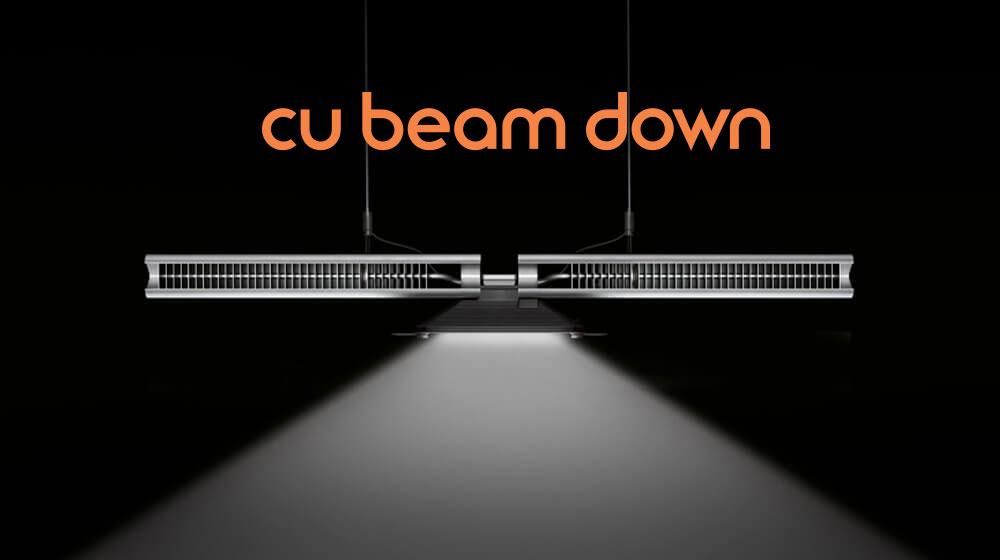 Dyson Lighting CU Beam Down