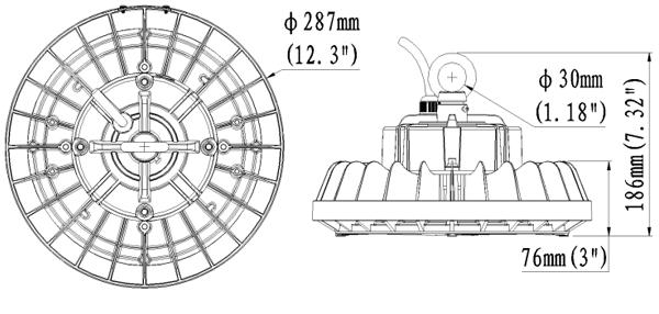 Prelux Saturn XL 150W