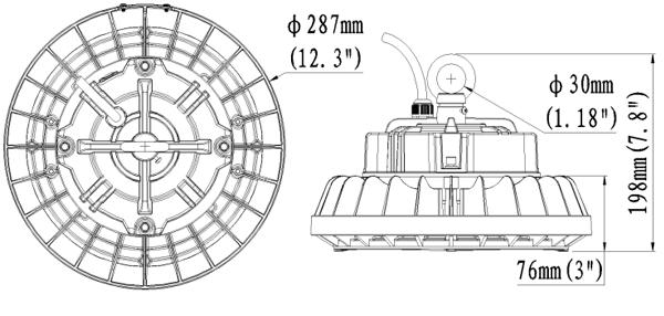 Prelux Saturn XL 200W