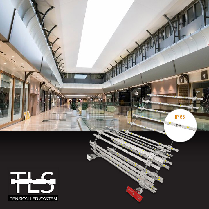 TLS Tension LED System Catalogue from ECI Lighting