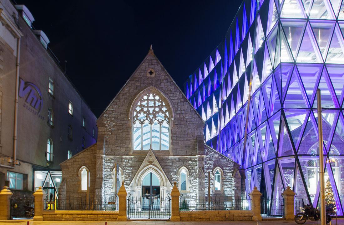 VHI Heathcare HQ Abbey Street Dublin
