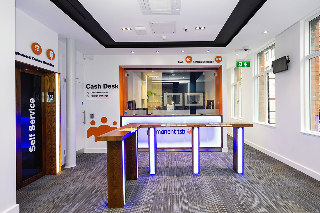 Cash Deck in Permanent TSB