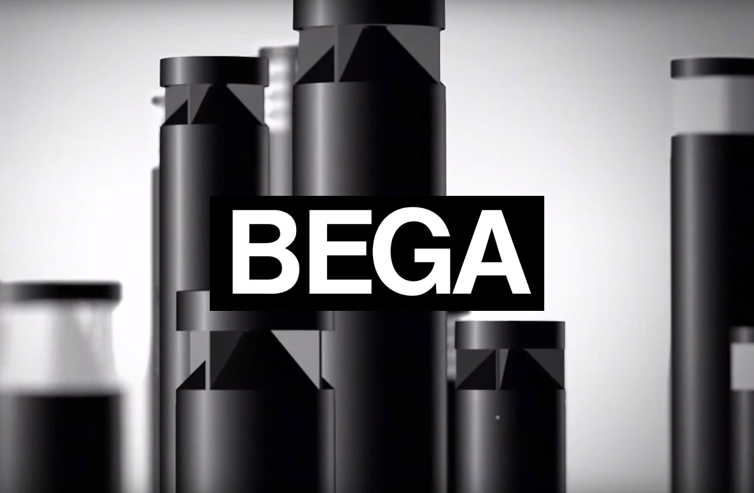 New Bega outdoor lighting catalogue